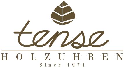 TENSE-Holzuhren-Logo