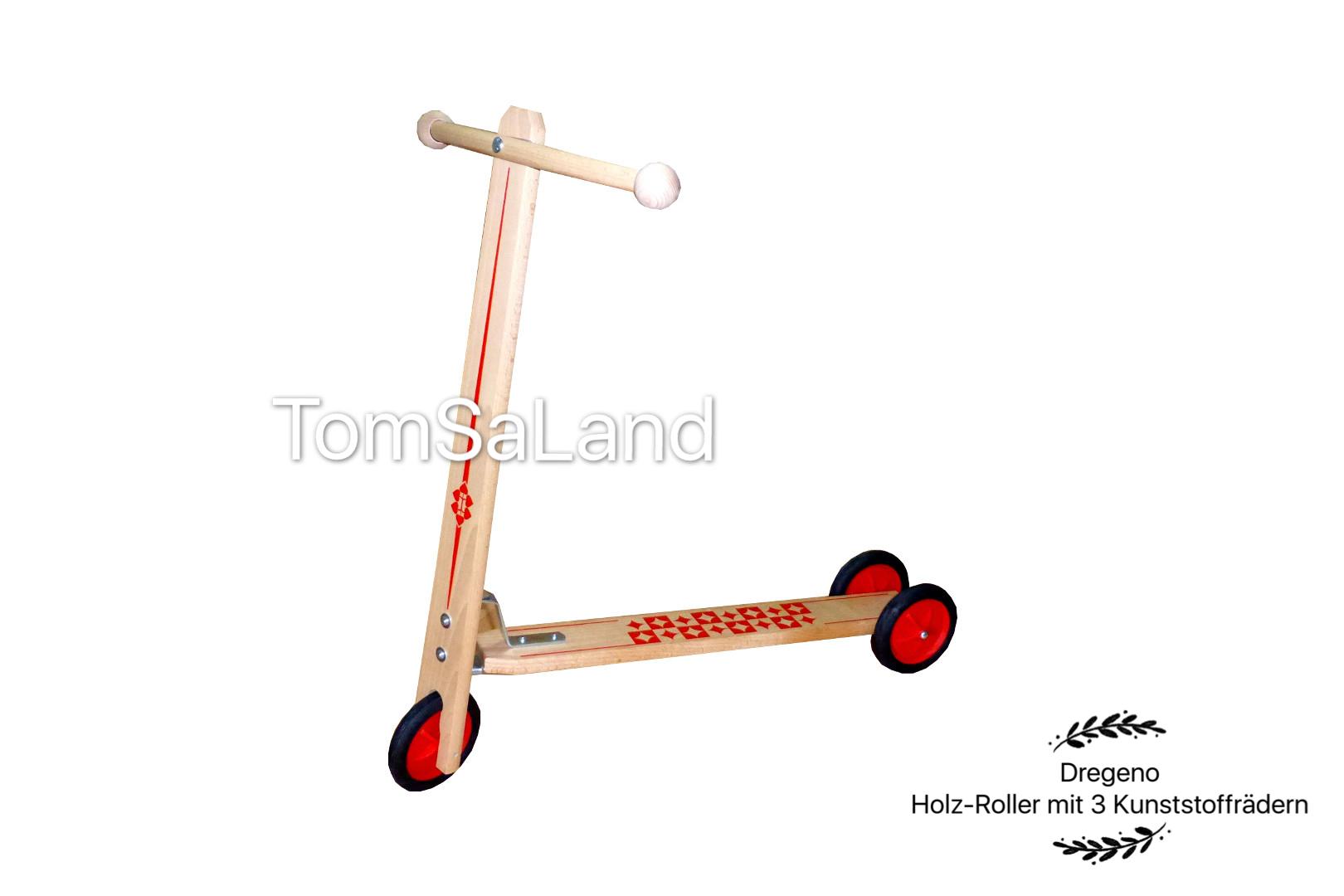 TomSaLand_Holz-Roller_Roller_mit_3_Kunststoffradern_Homepagebilder_Mit_Logo