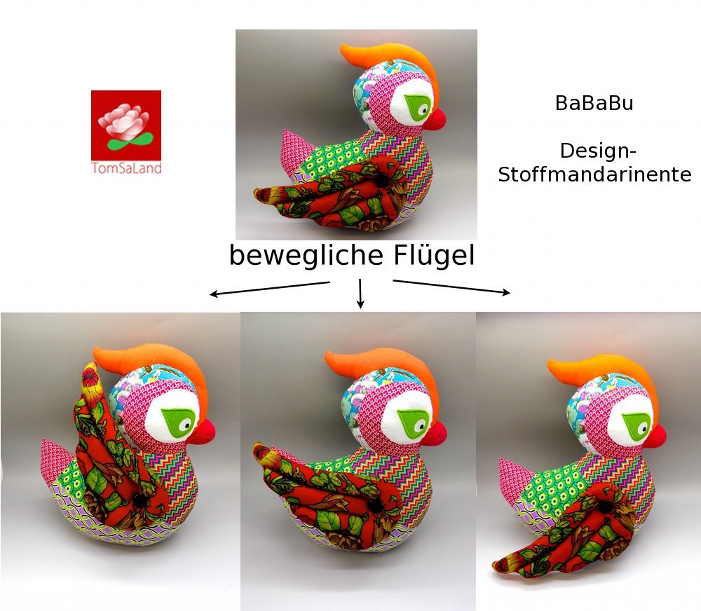 BaBaBu_Design-Stoffmandarinente_Facebookbilder