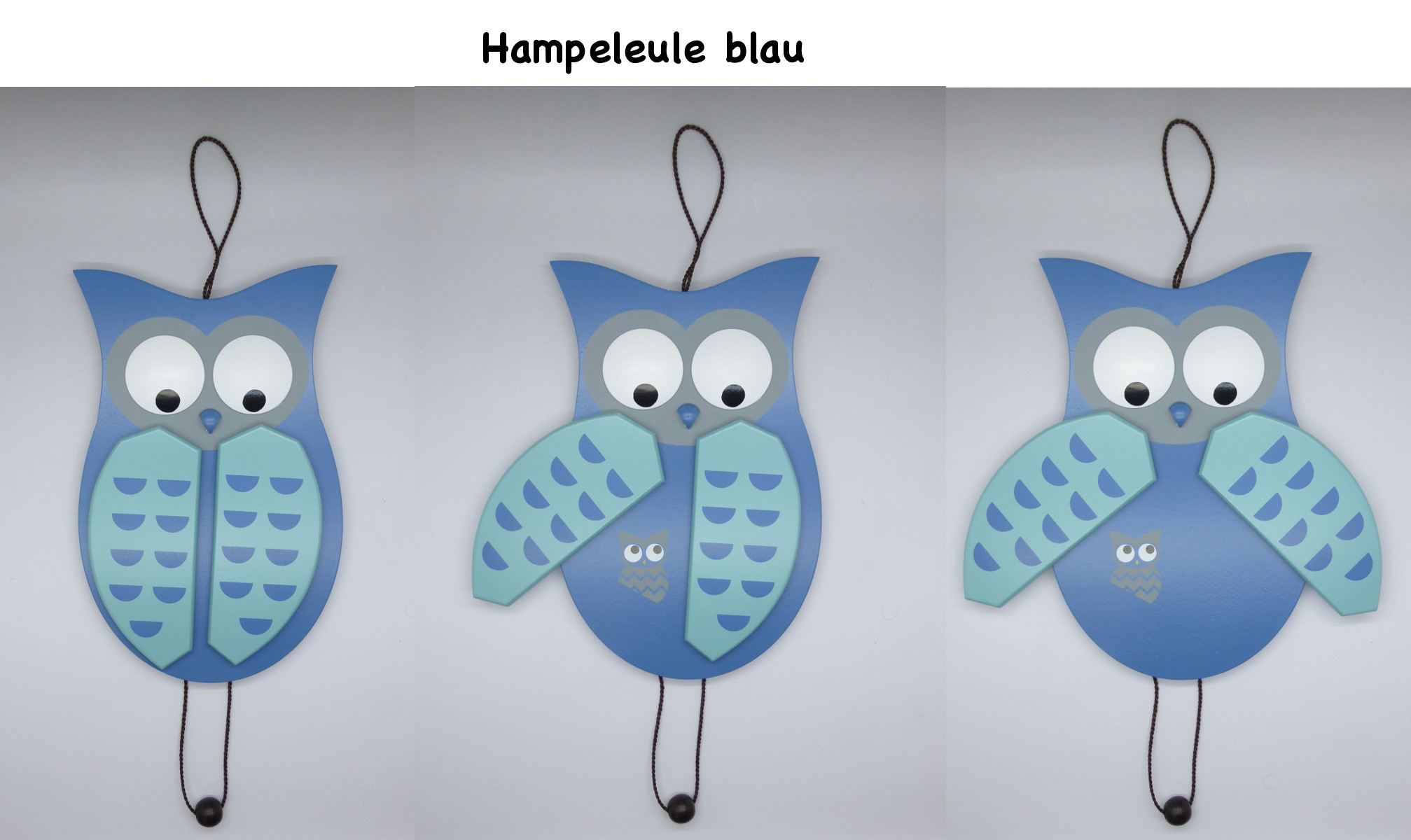 Hampeleule_blau_Gruppenfoto