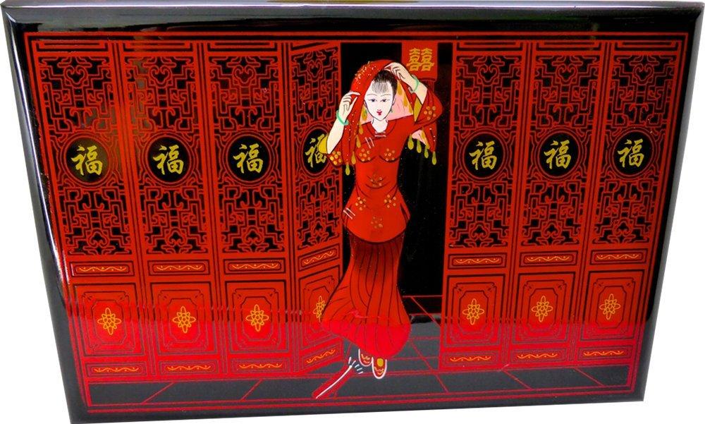 Schmuckschatulle_chinesische_Frau_muster_Musterbilder