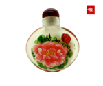 Hand Inside-Painted Snuff - Bottle