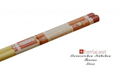 Twelve Constellations Chopsticks Stier