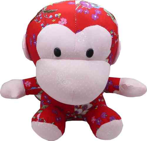 BaBaBu Cult figure red Monkey