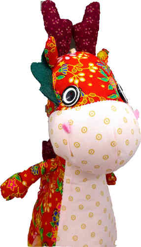 BaBaBu Cult figure cute Dragon