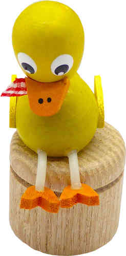 "Wiggle Figure ""Chatter Duck"""