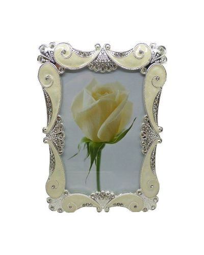 TomSaLand Photoframe with shell edge 1502