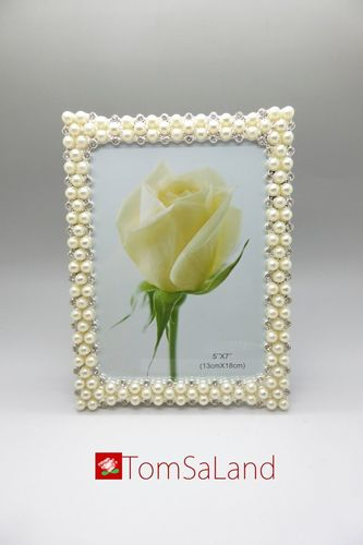 TomSaLand Photoframe with shell edge 1503