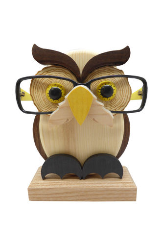 Glasses Stand Owl
